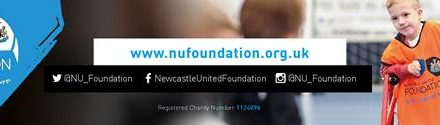 ANDY HALDANE SPEAKS AT STRONG FOUNDATIONS EVENT HOSTED BY NEWCASTLE UNITED FOUNDATION