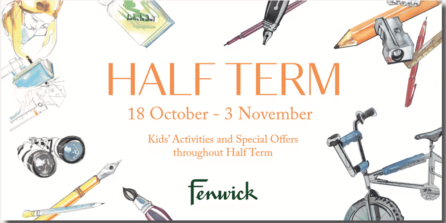 FENWICK NEWCASTLE ANNOUNCE MAGIC CLASSES AND FACE PAINTING WORKSHOPS THIS HALF TERM