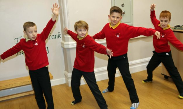 Children put on the greatest show in immersive approach to learning