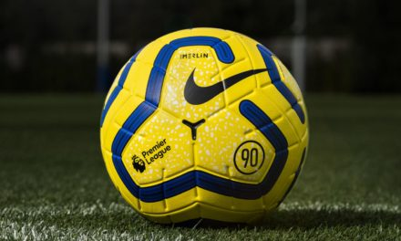 Check Out the Official 2019-20 Premier League Winter Match Ball