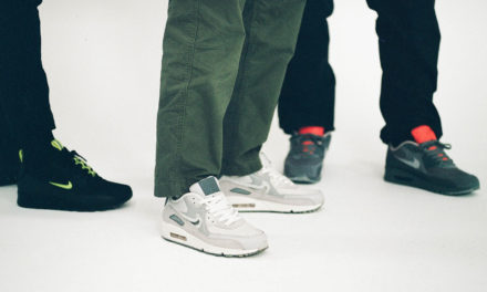The Nike BSMNT Air Max 90 City Pack Celebrates Creative Communities