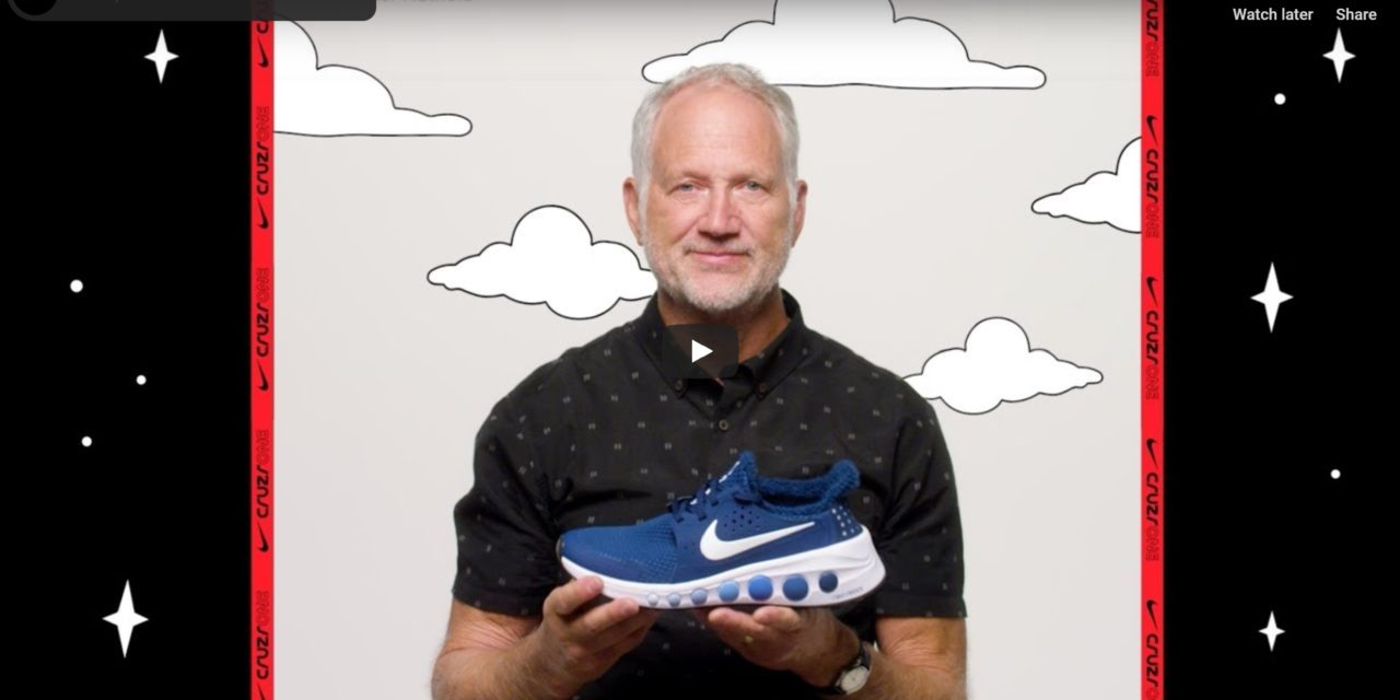 Watch Tinker Hatfield Discuss Nike's Slow Running Innovation: the CruzrOne
