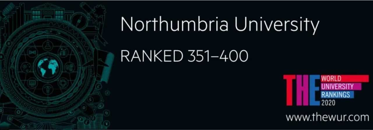 Global league table rates Northumbria for research