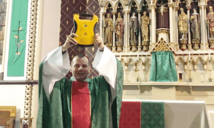 LIFE SAVING EQUIPMENT PUTS SOME HEART INTO NORTH EAST CHURCH…