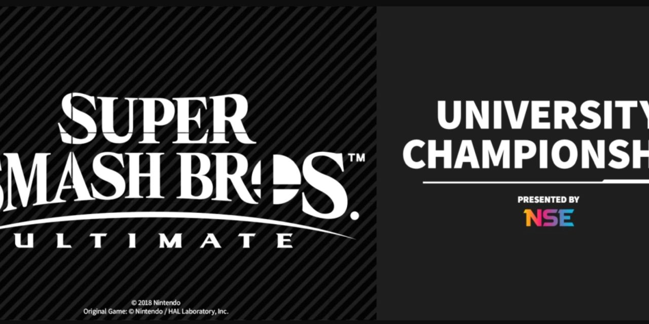 National Student Esports and Nintendo UK Announce the launch of the Super Smash Bros. Ultimate University Championship