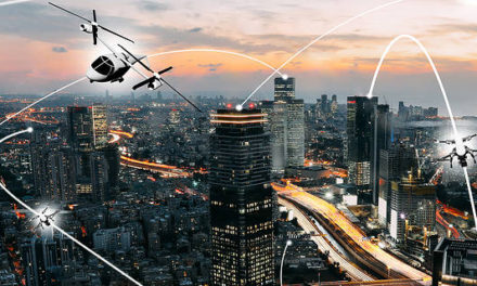 NASA and Uber Test System for Future Urban Air Transport