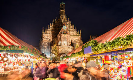 MERRY CHRISTMAS MARKET DEALS FROM £99 WITH BRITISH AIRWAYS HOLIDAY