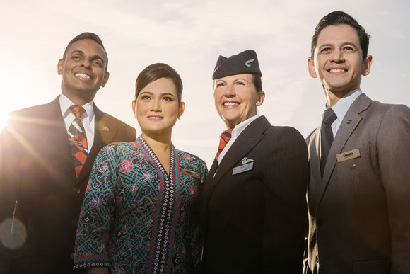 MORE BENEFITS FOR BRITISH AIRWAYS CUSTOMERS FLYING TO ASIA PACIFIC