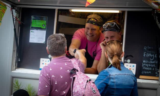 Connoisseurs flock to North-East food festival