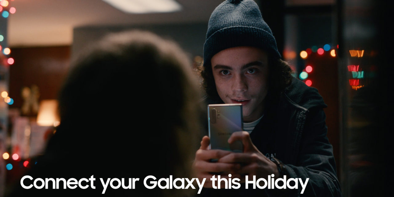 Samsung Joins Forces with Star Wars™ for Holiday Collaboration