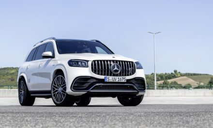 SERENITY AT THE HIGHEST LEVEL – THE NEW MERCEDES-AMG GLS 63 4MATIC+