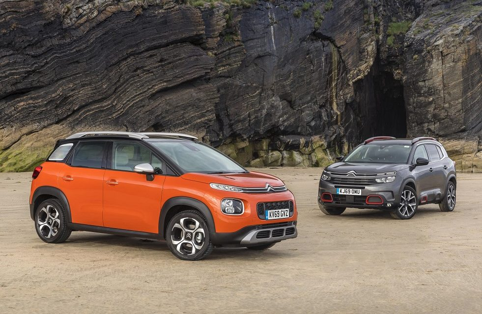 SAVE £5,000 OFF A NEW CITROËN WITH THE BRAND'S UK SWAPPAGE SCHEME