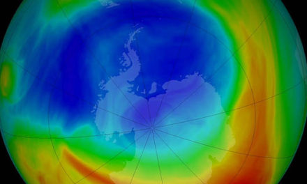 2019 Ozone Hole is the Smallest on Record Since Its Discovery