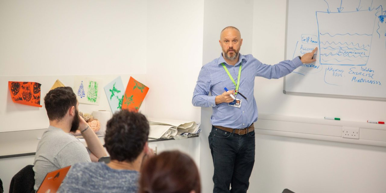 Sunderland's small change finds big impact in Occupational Therapy