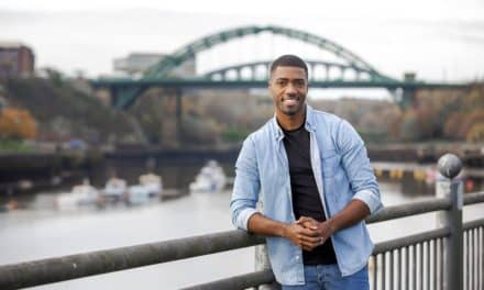 Risking it all: How Joel arrived in UK with nothing but a dream