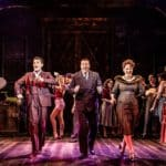 STAR-STUDDED MUSICAL WHODUNNIT AT THE HIPPODROME