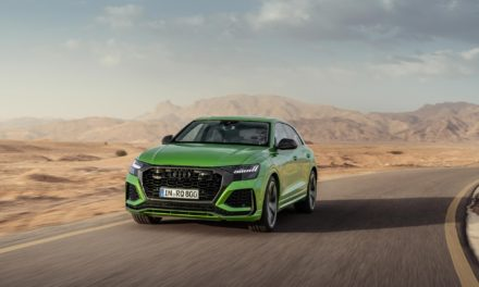 SPORTS CAR PACE, SUV SPACE – THE 600PS, 800NM AUDI RS Q8