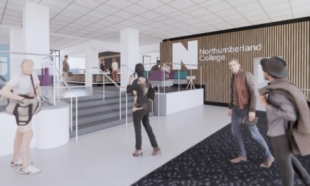 Northumberland College officially embarks on ambitious investment programme