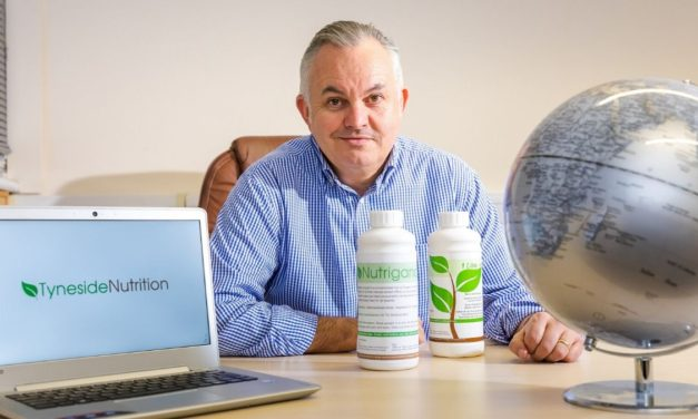 Organic European growth for Tyneside Nutrition