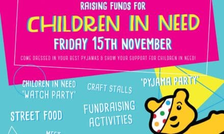 Crafter's Companion presents Children In Need evening of 'Fun'draising