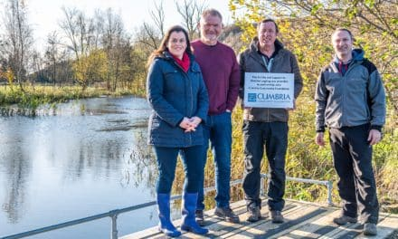 Hotel group links with charity to champion local environment