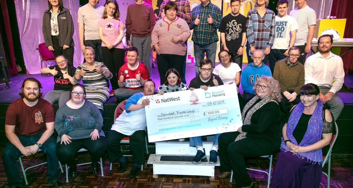 Funding boost for Grangetown's backstreet theatre group