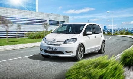 ŠKODA ELECTRIFIES CITY CAR SECTOR WITH PRICES AND SPECIFICATIONS FOR NEW CITIGOe iV