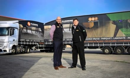 Flooring company creates 40 jobs and invests £2.6 million in fleet and depots