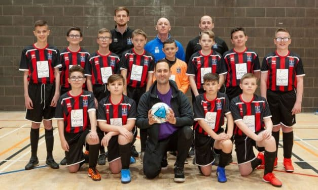 Cygnet Law scores with under 13s football sponsorship