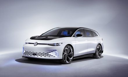 WORLD PREMIERE: ID. SPACE VIZZION CONCEPT CAR DISPLAYS PERFECT AERODYNAMICS AND AMPLE SPACE IN LOS ANGELES