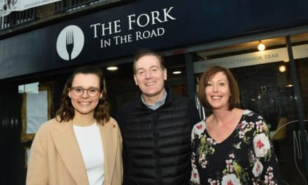 CHARITY TAKES OVER THE FORK IN THE ROAD RESTAURANT