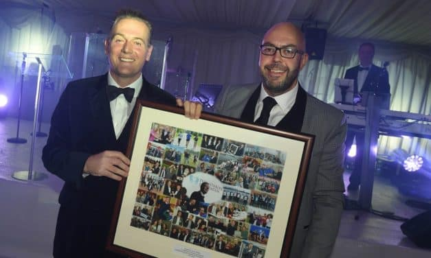 RECORD-BREAKING £79,000 RAISED AT TEES CHARITY BALL