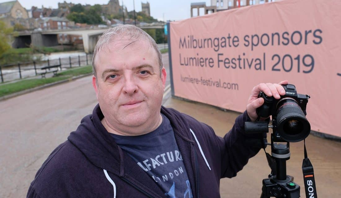Milburngate to celebrate public's best images of Lumiere with special photography competition
