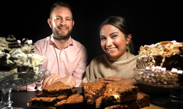 Talented Leanne Cooks Up Plans For Full-Time Catering Business