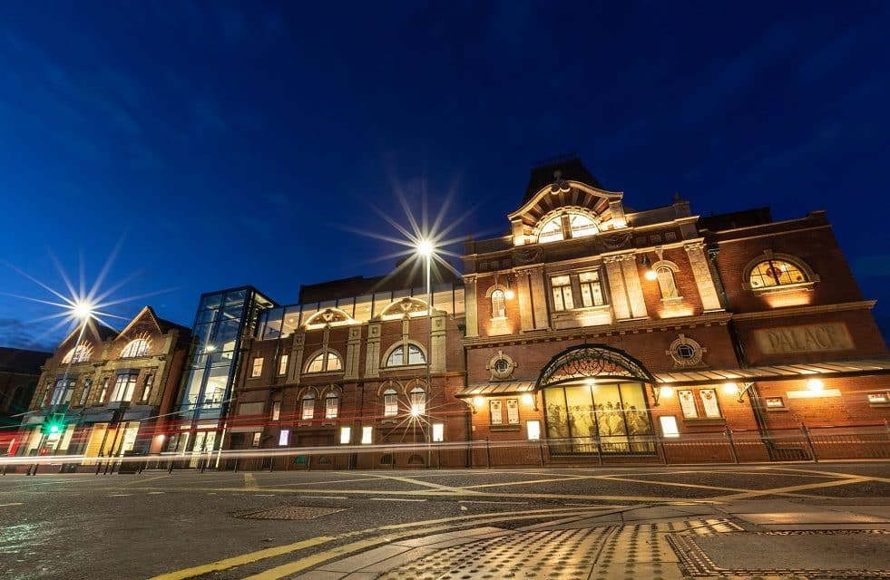 SEE THE DARKER SIDE OF DARLINGTON HIPPODROME
