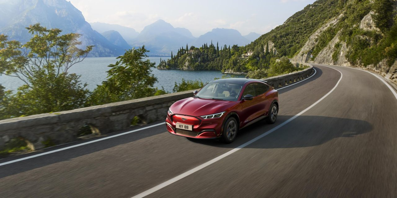 ALL-ELECTRIC FORD MUSTANG MACH-E DELIVERS POWER, STYLE AND FREEDOM FOR NEW GENERATION