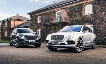 THE LUXURY OF CHOICE, THE BENTLEY BENTAYGA