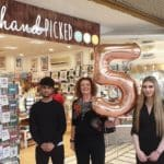 Gateshead shop celebrates five years of inspiring people
