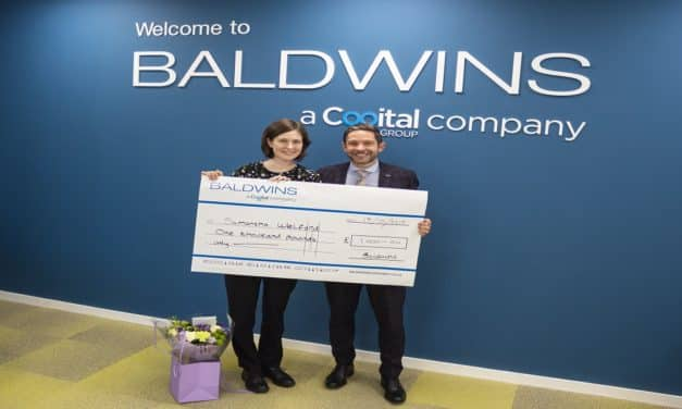 A calculated success: Baldwins Assistant Manager named best in the world in accountancy exam