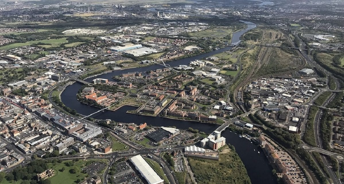 Middlesbrough's Digital City and the right specialist support