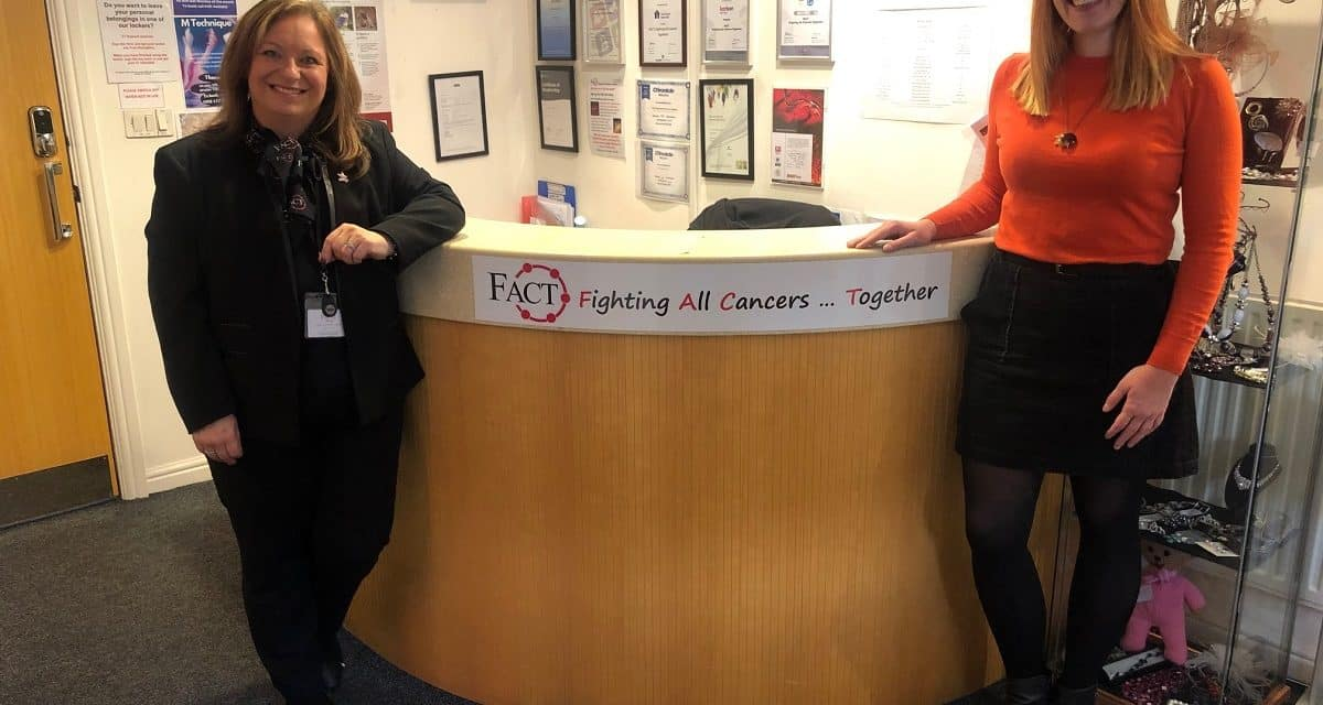 Charity Starts at Home for Local Marketing Agency
