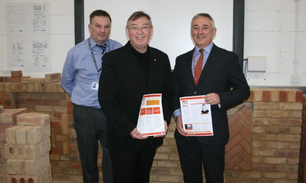 PARLIAMENTERY CANDIDATE FOR GATESHEAD GIVES HIS BACKING TO CAN's SUPPORT FOR APPRENTICES