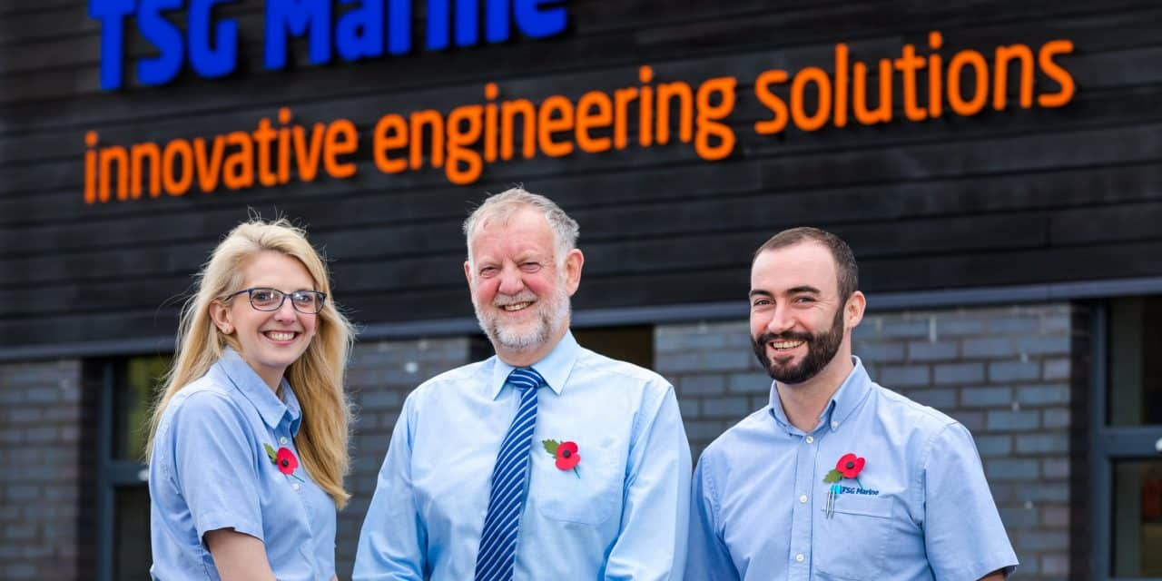 South Tyneside SME awarded gold for Armed Forces support