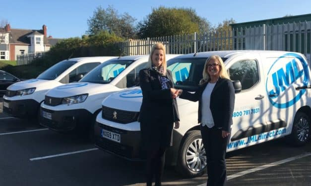 Retail giant JML invests in North East transport fleet