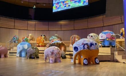ELMER AUCTION RAISES £182,200 FOR ST OSWALD'S