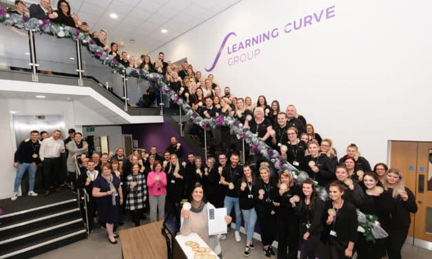 Going for gold: Training provider receives gold standard for their investment in employees