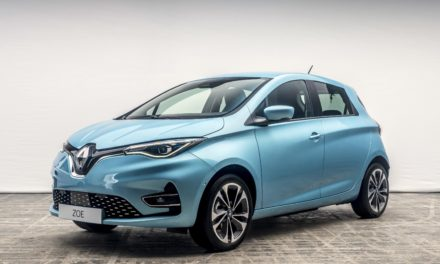 RENAULT REVEALS CLASS-LEADING RESIDUAL VALUES FOR NEW ZOE