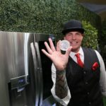 "TWO ICONIC ""ICES"" HELP INTRODUCE WORLD'S FIRST CRAFT ICE REFRIGERATOR FROM LG"