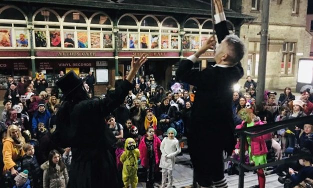 Screaming Success for Darlington Lantern Parade