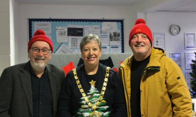 Farm becomes Santa's grotto for charity's best ever Christmas market